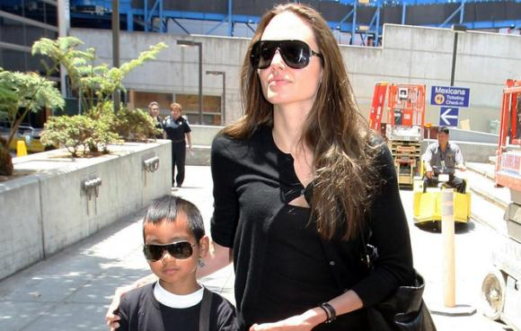 Angelina Jolie,Brad Pitt,sao Hollywood
