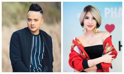 Ca sĩ trương thế vinh, diễn viên Diễm My 9X, sao Việt