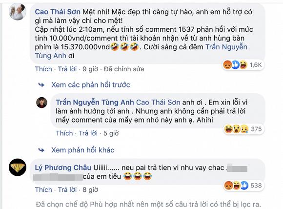 trương thế vinh, Pha Lê, Cao Thái Sơn, sao Việt