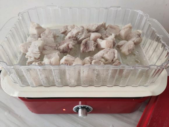 dạy nấu ăn, thịt kho trứng