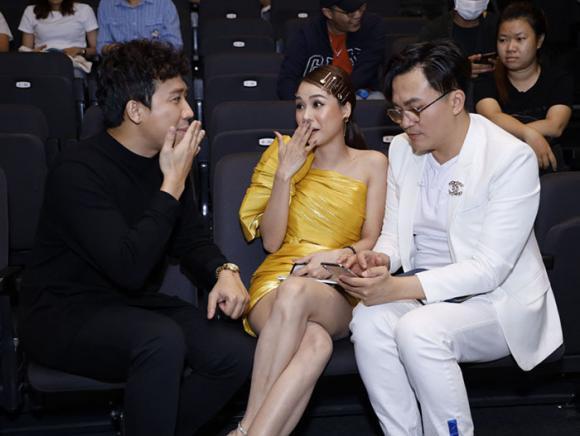 danh hài Trấn Thành, MC Đại Nghĩa, hotgirl Sam, sao Việt