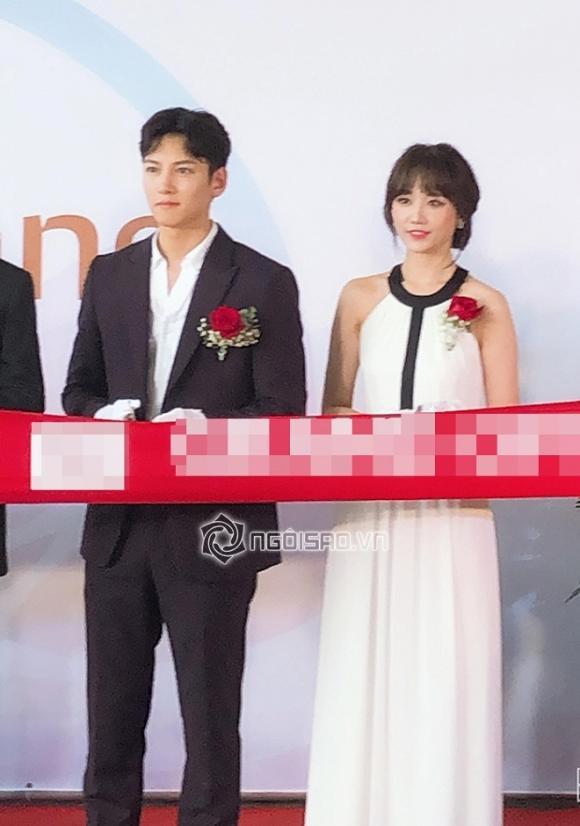 Ji Chang Wook,Ji Chang Wook sang việt nam,hari won