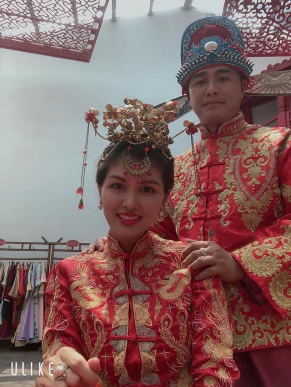 Oanh Yến, Hoa hậu Oanh Yến, nhà Hoa hậu Oanh Yến, Hoa hậu Oanh Yến được chồng tặng biệt thự trăm tỷ