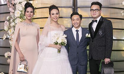 Cường Đô la và Đàm Thu Trang, đám cưới Cường Đô la và Đàm Thu Trang, Cường Đô la hôn Đàm Thu Trang, Dương Yến Ngọc