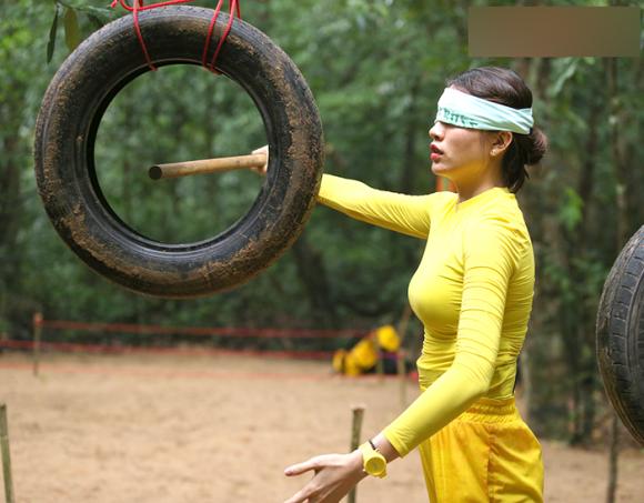 hoa hậu Kỳ Duyên, siêu mẫu Minh Triệu, cuộc đua kì thú