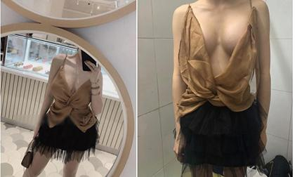 mua hàng online, quần áo, thời trang, bóc phốt, hot girl ở Hà Nội