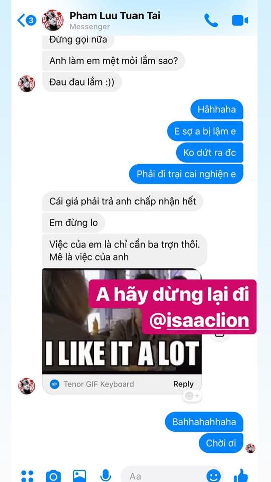 Isaac, Diệu Nhi, sao Việt