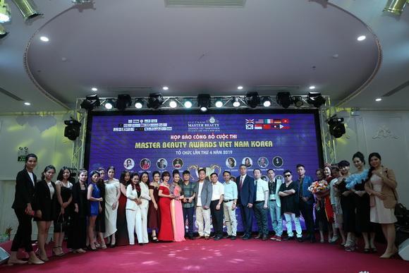 Master Beauty Awards Việt Nam – Korea, Master Contester Việt Nam - Korea 2019