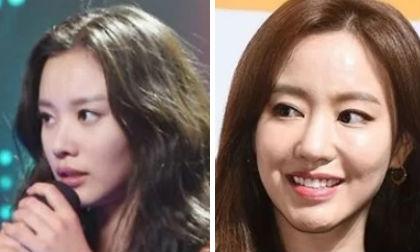 kim ah joong, sắc đẹp ngàn cân, sao hàn