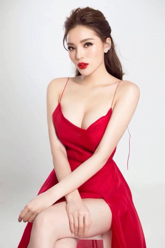 siêu mẫu Khả Trang, hoa hậu Kỳ Duyên siêu mẫu Hoàng Hạnh, sao Việt