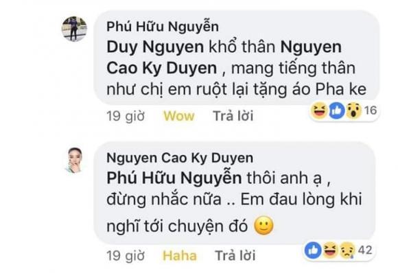 Jolie Nguyễn, Kỳ Duyên, sao Việt