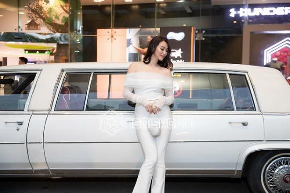 Khánh My,siêu xe, sao Việt