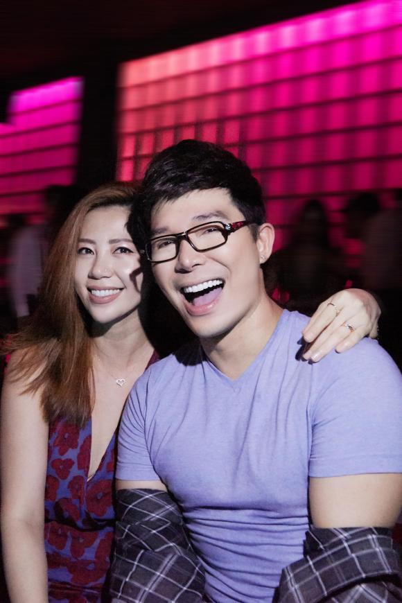 Ca sĩ Nathan Lee,nam ca sĩ nathan lee,Siêu mẫu Phương Mai,cựu siêu mẫu Phương Mai, sao Việt
