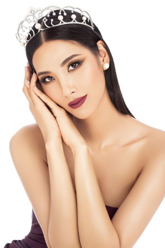 á hậu Hoàng Thuỳ, Miss Universe 2019, sao Việt, hoang thuy