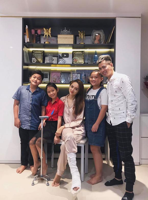Hương Giang, The Voice Kids, sao Việt