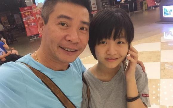 Con gái của nghệ sĩ Công Lý, nghệ sĩ Công Lý, sao Việt