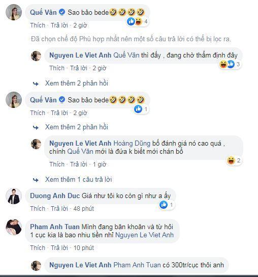 Việt Anh, diễn viên Việt Anh, sao Việt, đống tiền
