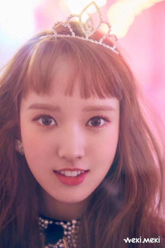 sao hàn sinh năm 2000, Bae Jinyoung, Nancy