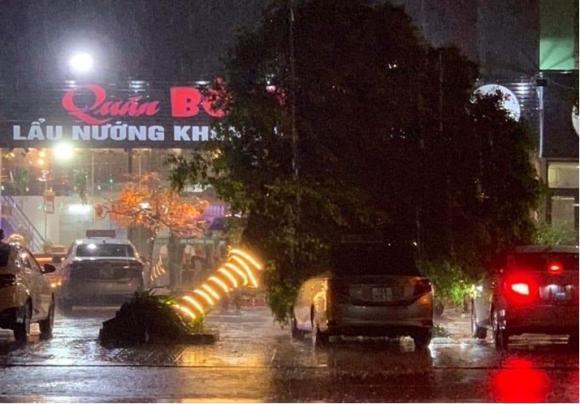 bão số 3, thời tiết, Hà Nội, mưa bão