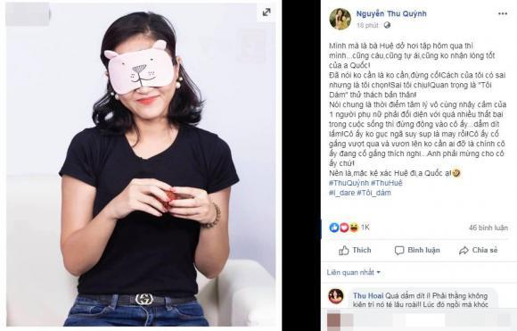 Về nhà đi con, Thu Quỳnh, sao Việt