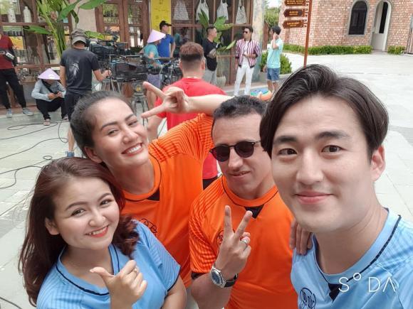 Xinh 'Về nhà đi con', diễn viên Minh Cúc, Minh Cúc, Minh Cúc đi du lịch hội an