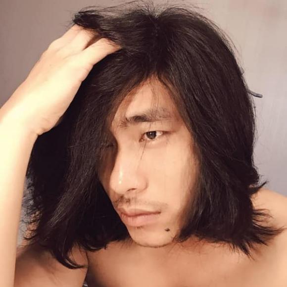 sao nam Việt,  sao nam Việt để tóc dài, kiểu tóc sao việt, kiểu tóc nam