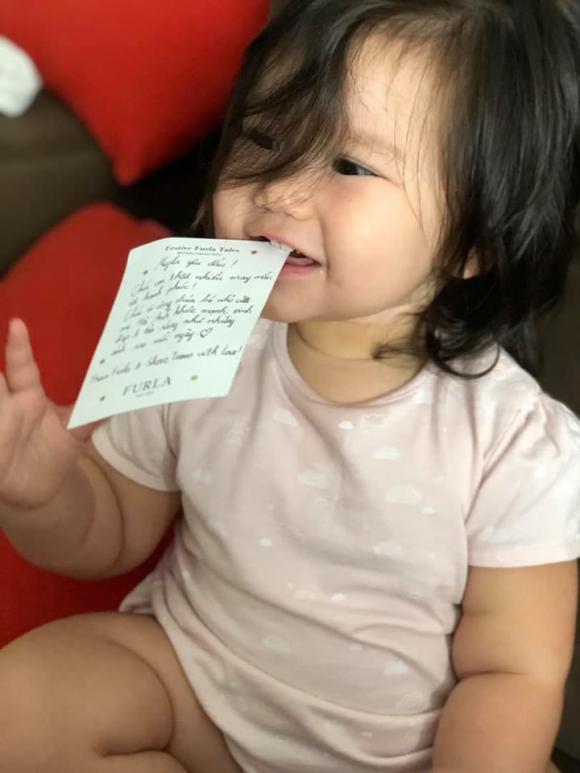 Hà Anh, siêu mẫu Hà Anh, con gái Hà Anh, sao Việt