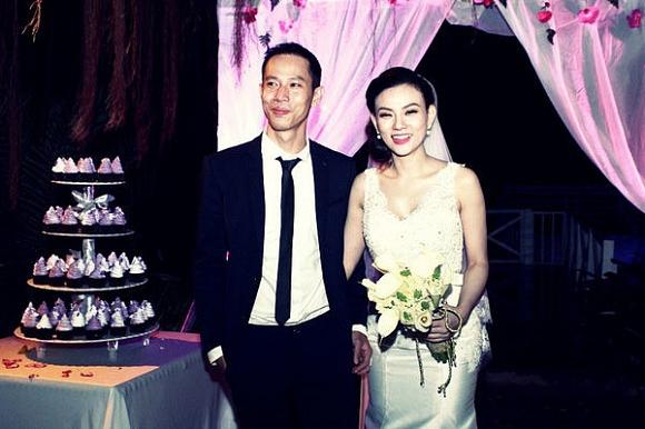 Thu Thủy, chồng cũ Thu Thủy, sao Việt