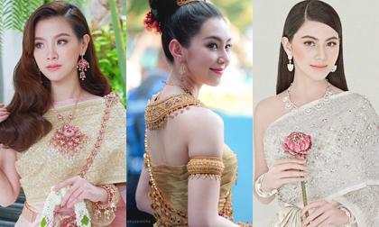 Chiếc lá bay,Baifern Pimchanok,Công chúa cát,Mai Davika,Yêu chàng cấp cứu,sao Thái