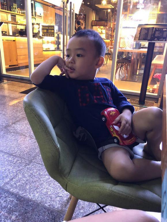 Diễn viên lê bê la,con trai lê bê la, sao Việt