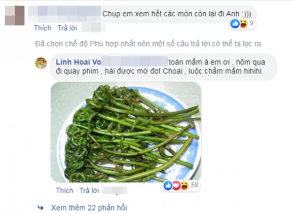 Danh hài Hoài Linh, bữa cơm của hoài linh, sao Việt