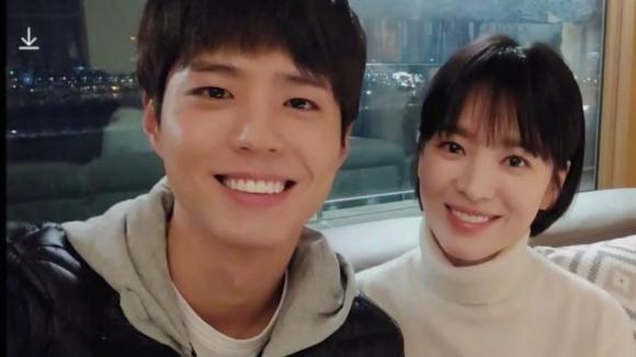 Song Hye Kyo,Song Joong Ki,Park Bo Bum,sao Hàn