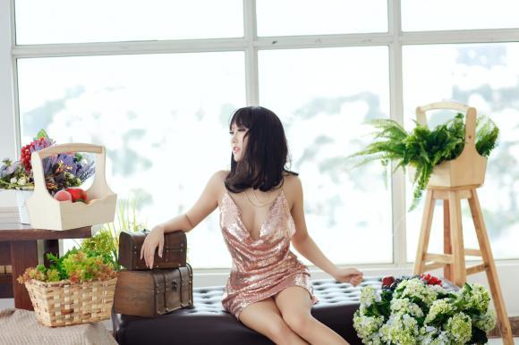 Phi Thanh Vân tuyên bố tiêu chí tuyển chồng kèm loạt ảnh gợi cảm