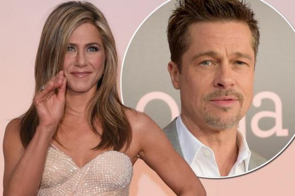 angelina jolie, brad pitt, jennifer aniston, sao hollywood