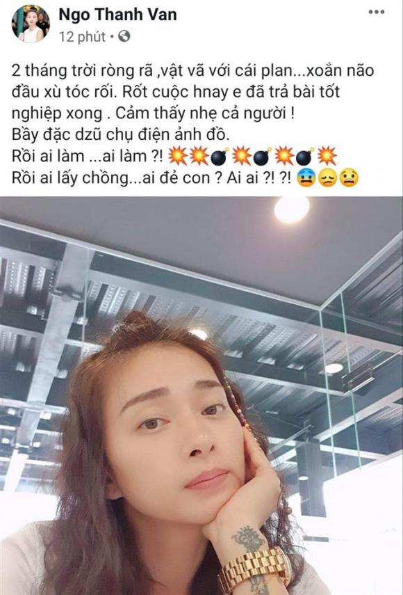 ngô thanh vân,sao Việt