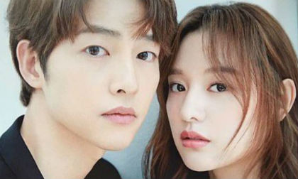 Song Joong Ki,Kim Ji Won,Hậu duệ Mặt trời,sao Hàn