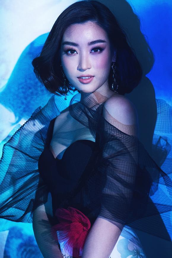 hoa hậu Đỗ Mỹ Linh, hoa hậu Trần Tiểu Vy, sao Việt