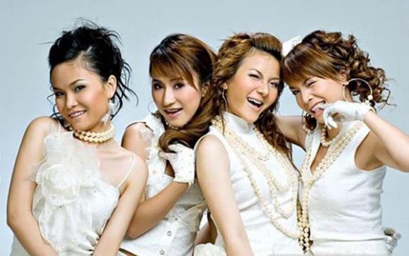 Ca sĩ Yến Trang, ca sĩ Thu Thuỷ, ca sĩ Thu Ngọc, ca sĩ Ngọc Châu, nhóm Mây Trắng, sao Việt