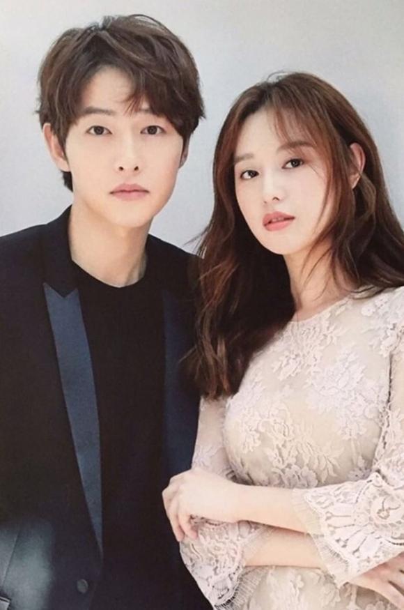 song joong ki, song hye kyo, kim ji won, sao hàn