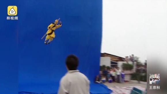 Tây Du Ký,ảnh hậu trường Tây Du Ký,Tôn Ngộ Không,phim Hoa ngữ,Lục Tiểu Linh Đồng,Đường Tăng