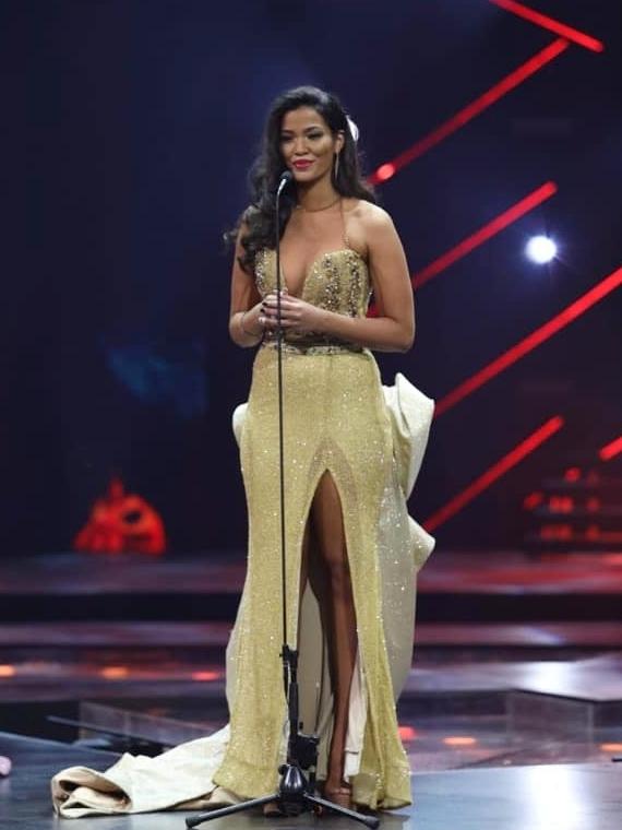 Miss Universe 2019,Hoàng Thùy,Miss South Africa 2019