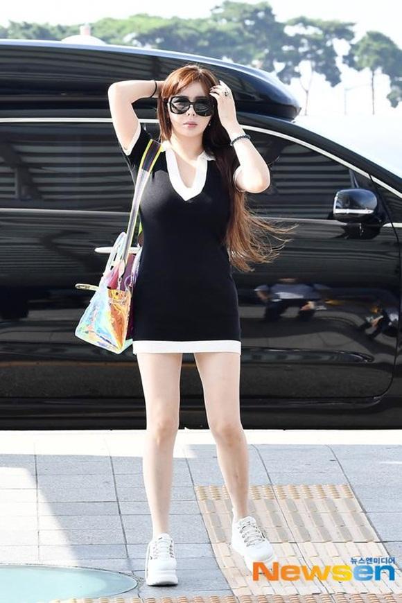 Park Bom (2NE1), Park Bom tăng cân, sao Hàn thẩm mỹ