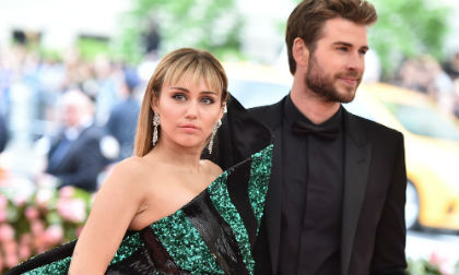 Liam Hemsworth,Miley Cyrus,sao Hollywood