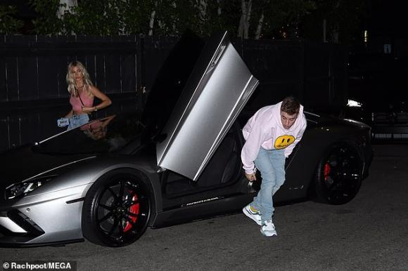 Justin Bieber,Hailey Baldwin,sao Hollywood