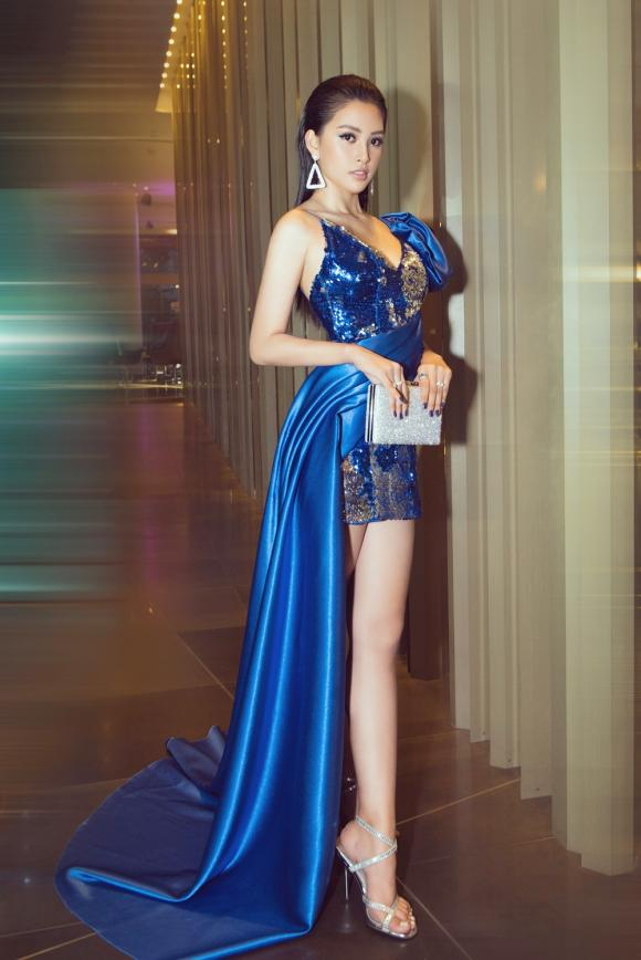 Hoa hậu Tiểu Vy làm giám khảo cuộc thi nhan sắc Miss