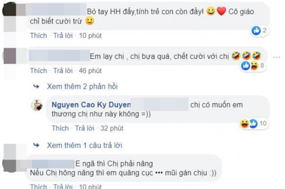 Kỳ Duyên, Minh Triệu, sao viet