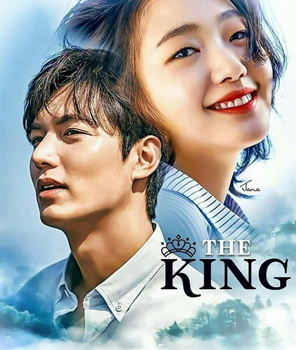 The King: Forever the Monarch, Lee Min Ho, Kim Go Eun