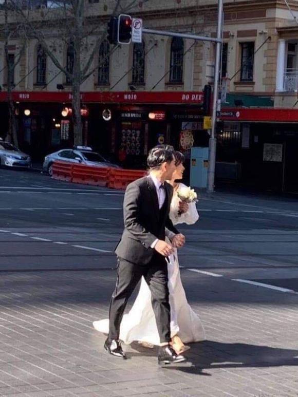 ảnh cưới đông nhi, ông cao thắng, Đông Nhi, sao Việt