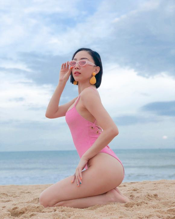 Tóc Tiên, cách giảm cân, sao việt