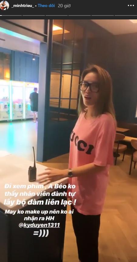Kỳ Duyên, siêu mẫu ,Minh Triệu, sao Việt